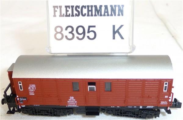 Fleischmann 8395K Stallungswagen 4 achsig NEU 1:160 N HQ6 µ *