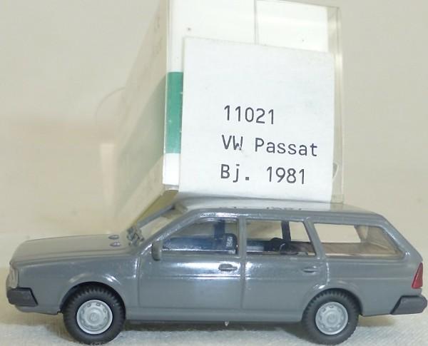 VW Passat Bj 1981 grau IMU EUROMODELL 11021 H0 1:87 OVP # å