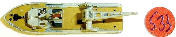JB 41 Schiffsmodell 1:1250 SHP533 å *