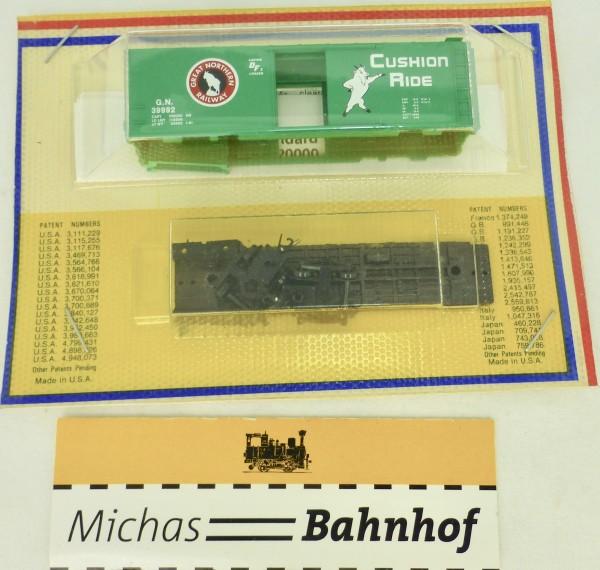BLISTER KIT GN 39992 Cushion Ride Bausatz Micro Trains 20689 N 1:160 HC6 å
