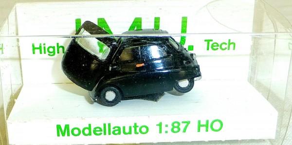 BMW Isetta schwarz IMU EUROMODELL H0 1/87 OVP # GB 5 å