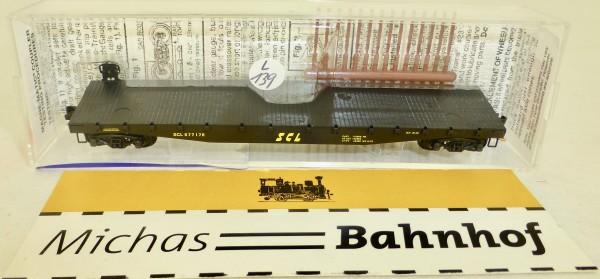 MICRO TRAINS 45170 SCL 677176 Flatcar Fishbelly Side N 1:160 #139L å
