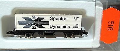Spectral Dynamics, Containerwagen Kolls 90705 Märklin 8615 Z 1/220 *516*