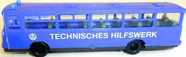 THW TECHNISCHES HILFSWERK Ikarus Bus TT 1:120 #HN 5 å