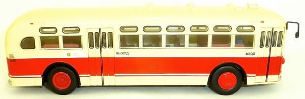ZIS 154 Russland 1946-49 Bus IXO 1:43 OVP NEU #ACBUS037#HH3 µ *