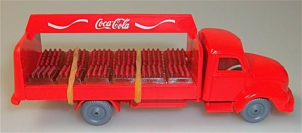 Coca Cola Getränketransporter R R Magirus Rundhauber IMU 1:87 å