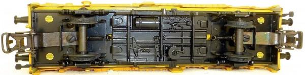 ALCO S.A. 73 Güterwagen gelb Electrotren 1311 H0 1:87 OVP å *