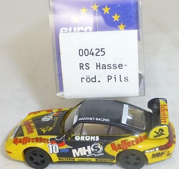 Porsche 911 993 Hasseröder IMU EUROMODELL 00425 H0 1:87 OVP #HO 2 å