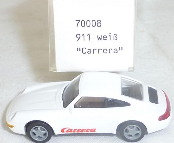 Porsche 911 Carrera Schriftzug weiß IMU EUROMODELL 70008 H0 1/87 OVP # HO1 å *