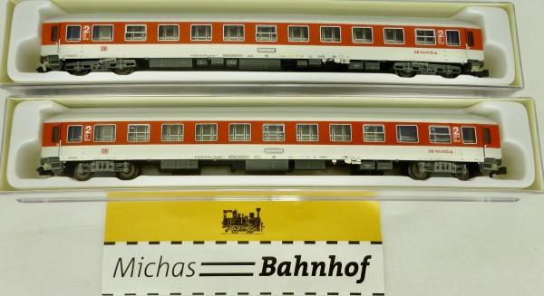 DB Autozug SET Bvcmz249.1 Bvcmz248.5 EpV LS Models 76008 N 1:160 OVP HR4 å