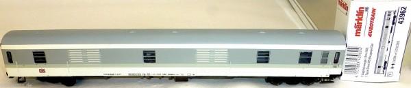 Gepäckwagen Dms905 grau weiß DBAG EpV Märklin 43962 Eurotrain H0 OVP HI4 µ