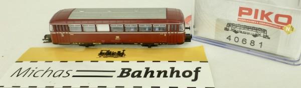 Bei-/Packwagen Bauart 998 für SchienenbusDB EpIV PIKO 40681 N 1:160 HQ4 å