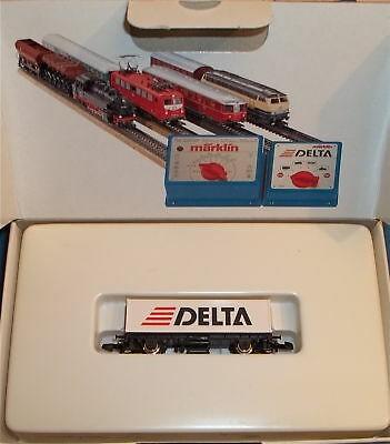 """Delta Container Nürnberg 1992 Messewg Märklin 1/220 """"Z"""" # å"""