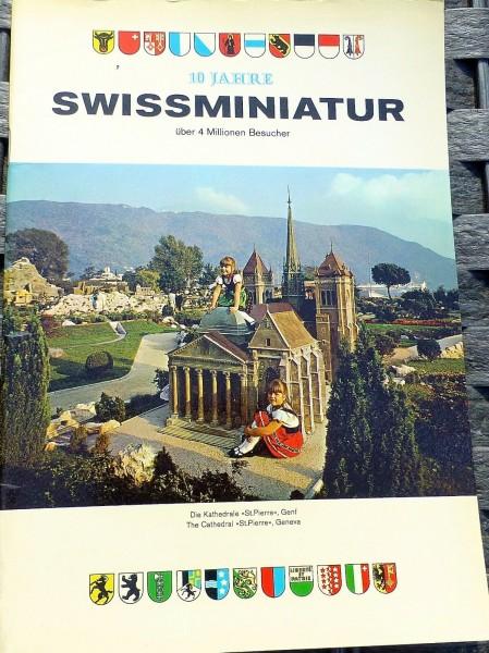 10 Jahre Swissminiatur HN3 å *