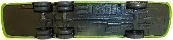 DAF 1959 Graz grün weiß BUS H0 1:87 å *