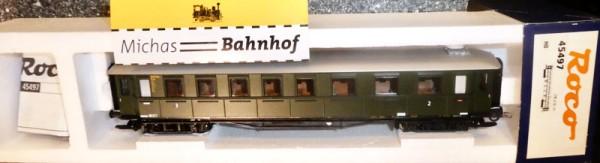 Roco 45497 BC4üe 15834 Stg. Schnellzugwagen Ep3 H0 1:87 OVP HE2 å