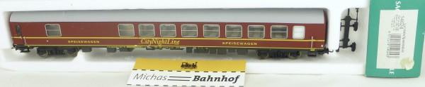 Sachsenmodelle 14624 City Night Line Speisewagen WRm EpV H0 1:87 OVP KB2 å *