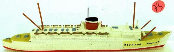 Seedienst Ostpreuß Schiffsmodell 1:1250 SHP73 å