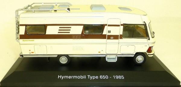 Hymermobil Type 650 1985 wie Breaking Bad Atlas 1:43 Wohnmobil ACCAM002 UA1 µ *