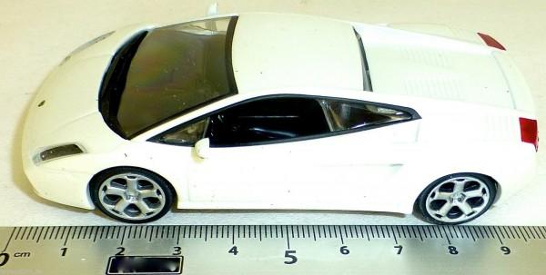 Lamborghini Gallardo Sportwagen PKW weiß NEU 1:43 µ *