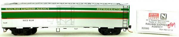 Micro Trains Line 52080 REX 6116 52'2'' Riveted Steel Expr OVP 1:160 #K081 å