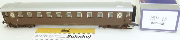 FS Serie 10.000 Roco 74382 Reisezugwagen 2 Kl H0 1:87 NEU OVP HD5 µ*