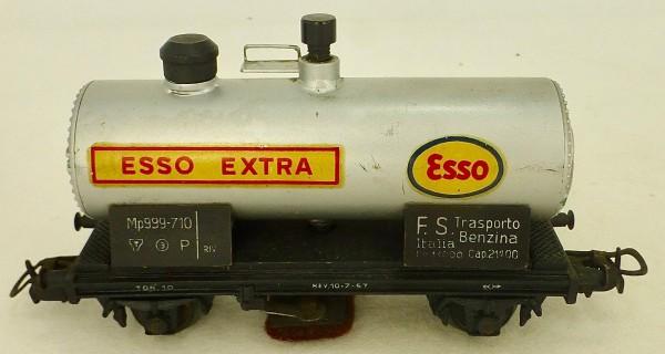 Pocher FS Kesselwagen Mp999-710 ESSO EXTRA Schienenreinigung H0 1:87 å