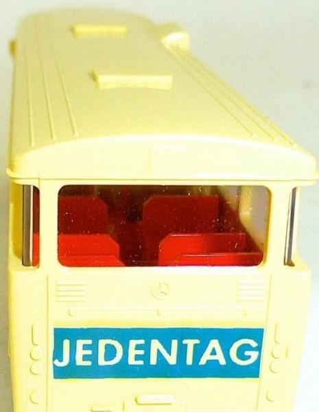 2 Flughafen Trinkt Milch JEDENTAG MB o305 GESUPERT aus WIKING Bus H0 1:87 GD4 å*
