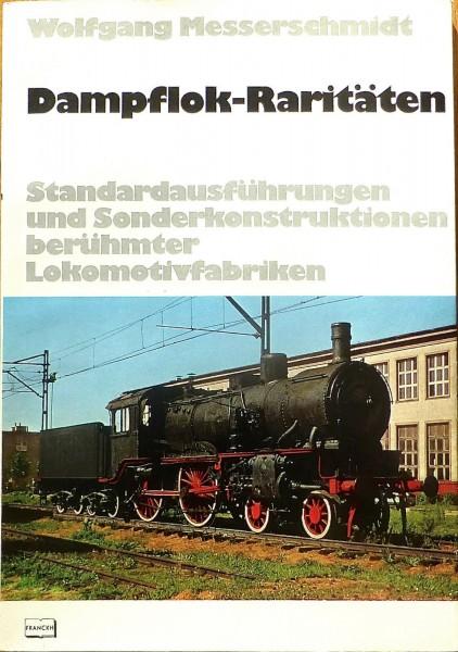 Dampflok Raritäten Standard- Sonderkonstruktionen Messerschmidt FRANCKH Hi2 å √