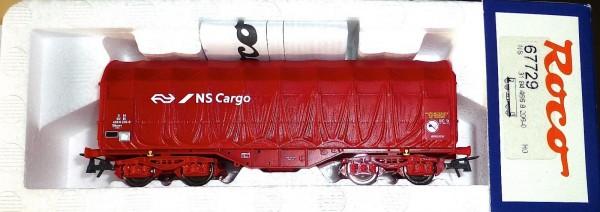NS Schiebeplanwagen Shimmns 467 2 389-0 EpV Roco 67729 H0 1:87 OVP HT1 µ *