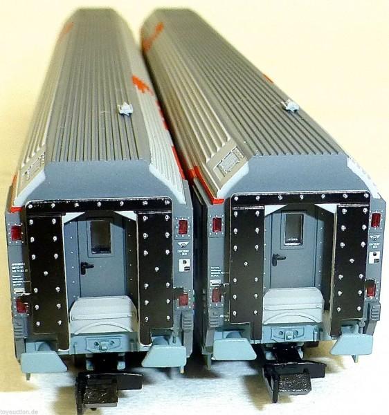Models LS98024 WLABmz RZD EpVI 2tlg Moskau Nizza Milano 1:160 N LS NEU HC3 µ *