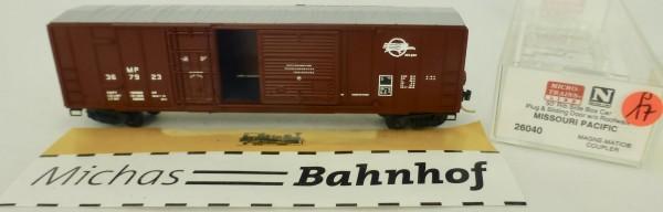 Missouri Pacific 50' Rib Side Boxcar 367923 Micro Trains Line 26040 1:160 P17 å