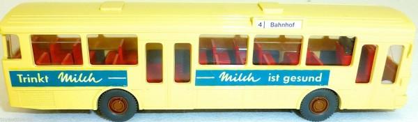 4 Bahnhof Trinkt Milch JEDENTAG MB o305 GESUPERT aus WIKING Bus H0 1:87 GD4 å *