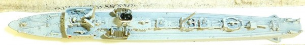 Torpedoboot T13 Neptun N 1068a Schiffsmodell 1:1250 SHPZ38 å *