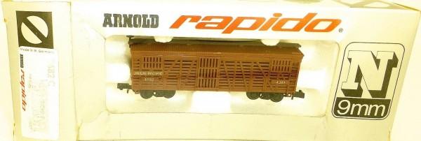 Union Pacific 4820 Güterwagen ARNOLD rapido 0482 C N 1:160 OVP HU3 å *