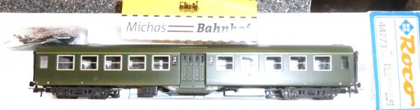 Roco 44273 SNCF B10t 50 87 20-44 765-7 Personenwagen Ep4 H0 1:87 OVP å