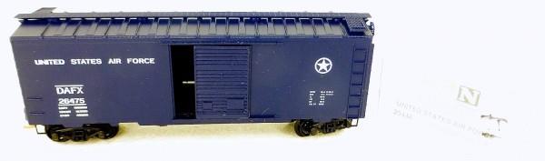 40´ St Boxcar United States Air Force 26475 Micro Trains Line 20446-2 1:160 D å*