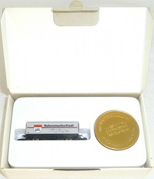 Jahreswechsel 93/94 Göppingen Waggon Märklin Spur-Z 1/220 OVP #6504 å