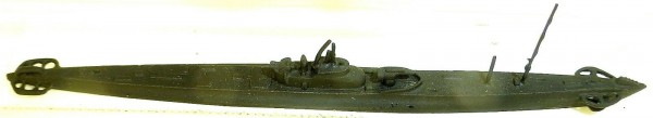 i16 i 16 T1626 U Boot 1264 Schiffsmodell 1:1250 SHPZ13 å *