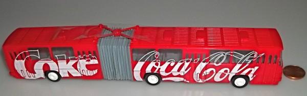 Gelenkbus Coca Cola IMU SES Ikarus neuwertig å *