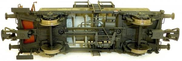 Kesselwagen DB Ep3 GEALTERT Vorkriegsbauart LILIPUT L235353 H0 1:87 HF6 µ *