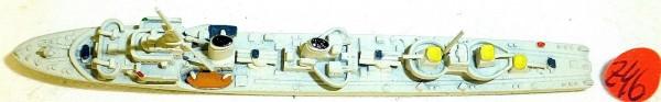TA 1-6 Neptun T989 Schiffsmodell 1:1250 SHPZ46 å *