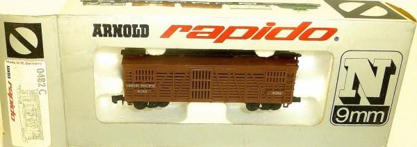 Union Pacific 4082 braun ARNOLD rapido 0482C N 1:160 OVP HU3 å *