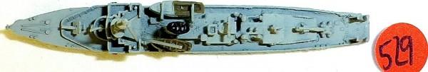 M-B 40 Neptun 1081 Schiffsmodell 1:1250 SHP529 å *
