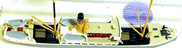 D. Emin Fuchs FU 23 Schiffsmodell 1:1250 SHPI01 å *