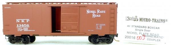Micro Trains Line 20016 NKP 13456 40' Standard Boxcar 1:160 OVP #H003 å