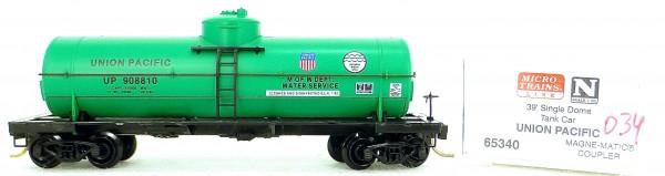 Micro Trains Line 65340 UP 908810 39' Single Dome Tank Car 1:160 OVP #i034 å