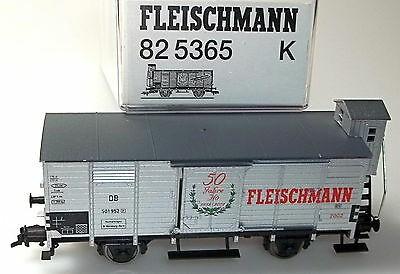 50 Jahre Fleischmann H0 1952-2002 Fleischmann 82 5365K 825365 H0 1/87 OVP #LB4 å