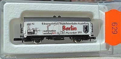 Modellbahnausstellung Berlin 1991 Kolls 91704 Märklin 8600 Spur Z 1/220 *629*