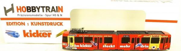 Hobbytrain H14907 Straßenbahn Düwag M6 BOGESTRA Kicker DSS N 1:160 OVP HS3 µ *